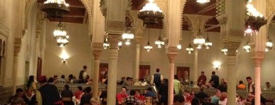 Restaurant Marrakesh is one of Walt Disney World - Epcot.