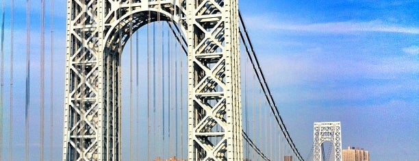 George Washington Bridge is one of Faves.