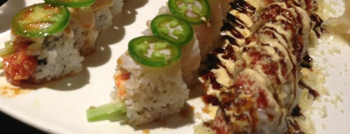 Riki Sushi is one of San Diego Eats.