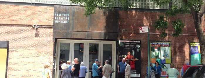 New York Theatre Workshop is one of The 13 Best Performing Arts Venues in the East Village, New York.