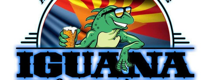 Iguana Mack's is one of Favorite Biker/Dive Bars in Metro Phoenix.
