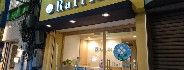 ラフィネ 銀座店 is one of staffのいるvenues.