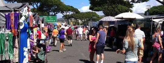 Aloha Stadium Swap Meet is one of Hawaii 2013.