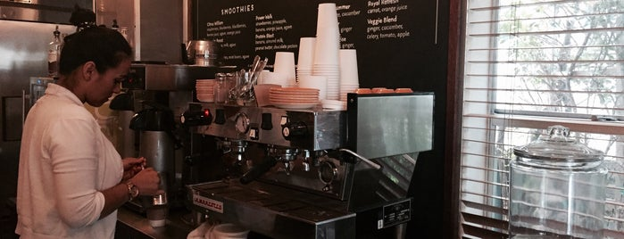 Coffee Bar at the Raleigh Hotel is one of Miami - South Beach.