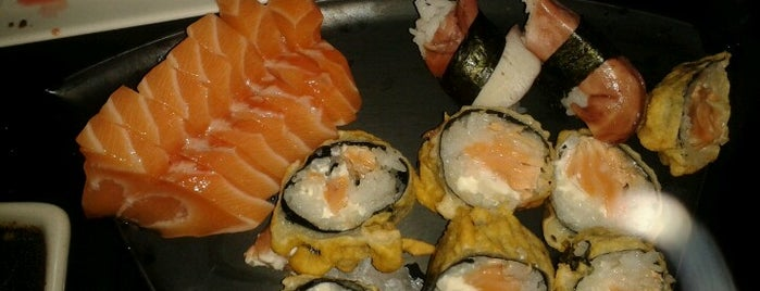 Sushi Laranjeiras is one of Guia Rio Sushi by Hamond.