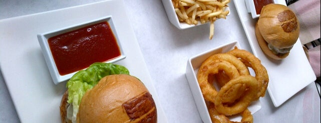 Umami Burger is one of The 15 Best Places for Burgers in Santa Monica.