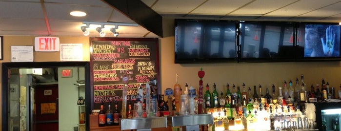 Mike's Food and Spirits is one of Bars and Restaurants in Boston.