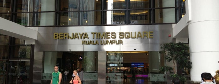 Berjaya Times Square is one of Mall.