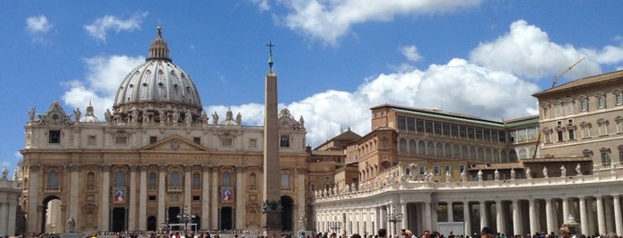 Vatican City is one of World Capitals.