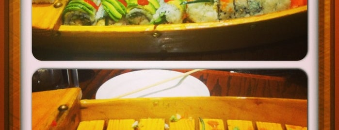 Tasu Asian Bistro Sushi & Bar is one of 20 favorite places to eat.
