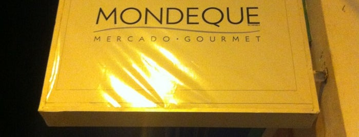 Restaurant Mondeque is one of margarita.