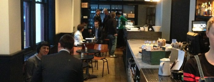 Threefold – Foodstore & Eatery is one of Sandwich Cafes.