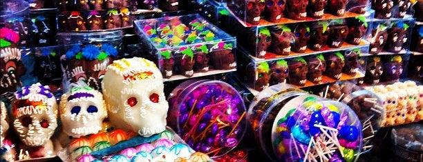 Mercado de la Merced is one of [To-do] DF.