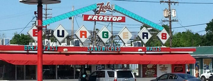 Ted's Frostop is one of NOLA.