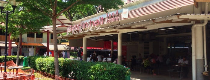 Tanglin Halt (Commonwealth Drive) Food Centre is one of The Layover: Singapore.