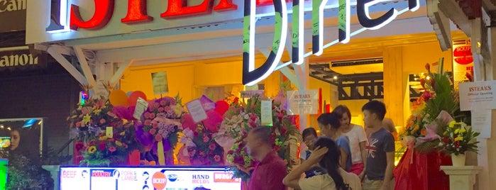 iSTEAKS Diner is one of Micheenli Guide: Around Holland Village, Singapore.