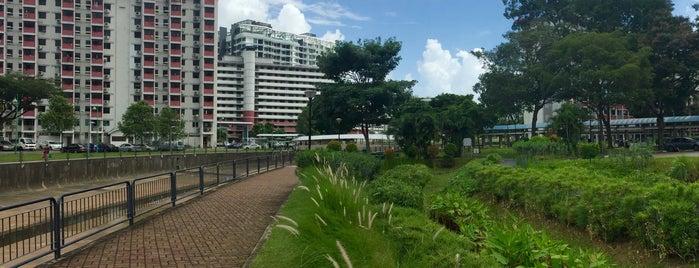 Balam Park Connector is one of Trek Across Singapore.