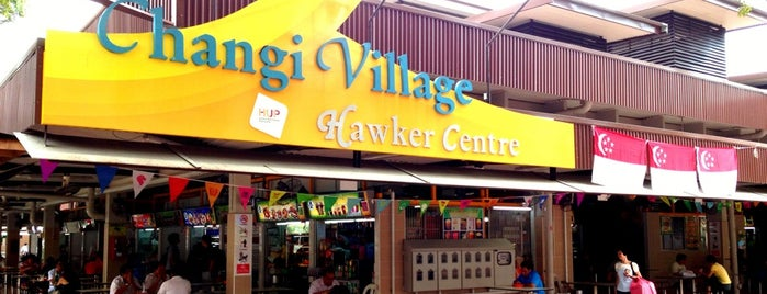 Changi Village Hawker Centre is one of Good Food Places: Hawker Food (Part I)!.