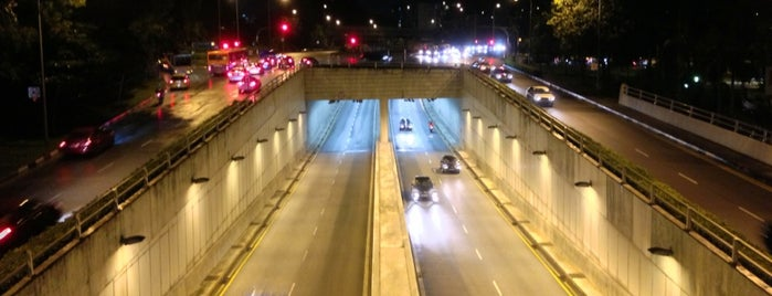 Anak Bukit Underpass is one of Non Standard Roads in Singapore.
