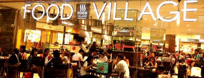 Food Village (Takashimaya Foodcourt) is one of Food.