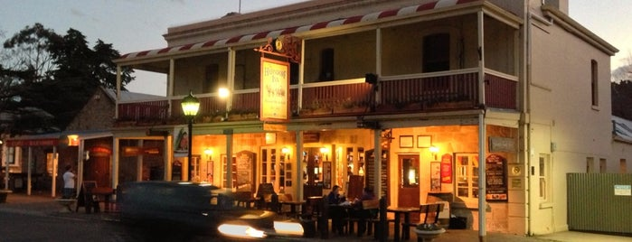 Hahndorf Inn Hotel is one of South Australia (SA).