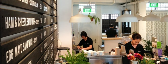 The Tastemaker Store is one of Cafes To Visit!.
