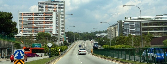 Bukit Timah Seven Mile Flyover is one of Non Standard Roads in Singapore.