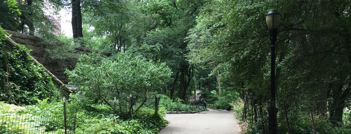 リバーサイドパーク is one of NYC's Greatest Parks.