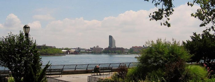 Carl Schurz Park is one of NYC's Greatest Parks.