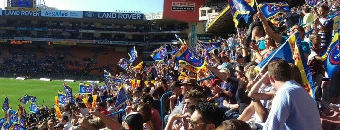Newlands Rugby Stadium is one of Travel Guide to Cape Town.