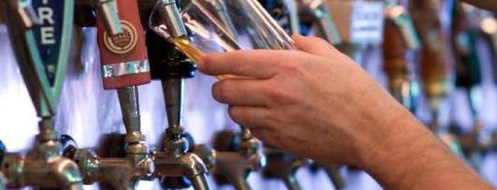 Falling Rock Tap House is one of A State-by-State Guide to 2015's Most Popular Bars.