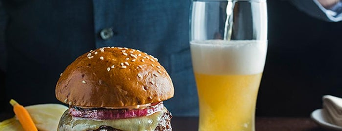 The NoMad Bar is one of Best Burgers Around the Country.