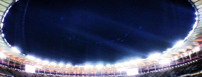 Mário Filho (Maracanã) Stadium is one of Travel Guide to Rio de Janeiro.