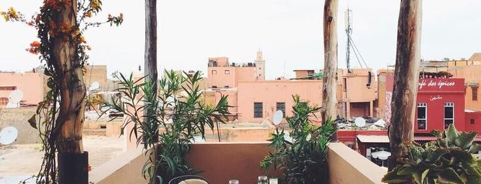 Nomad is one of Travel Guide to Marrakesh.