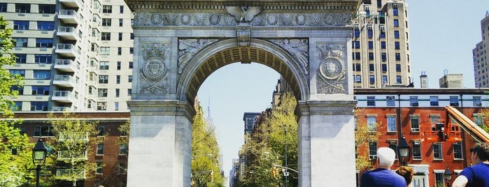 Washington Square Park is one of NYC's Greatest Parks.