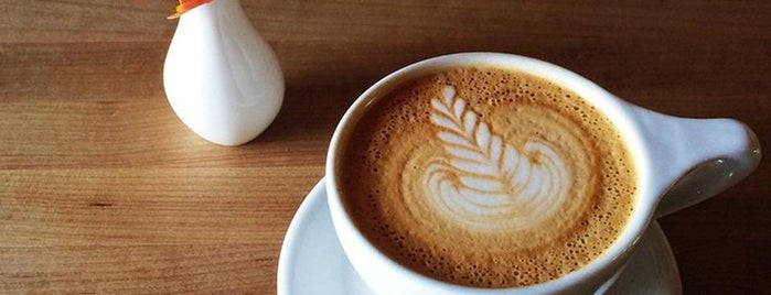 The Wydown is one of 15 Top Coffee Shops in D.C..