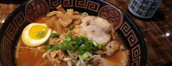 Shio is one of A State-by-State Guide to America's Best Ramen.