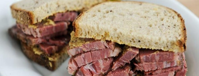 The General Muir is one of America's Best Jewish Delis.