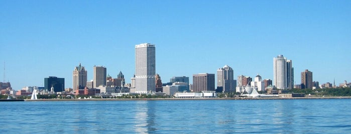 Milwaukee, WI is one of My Routes.