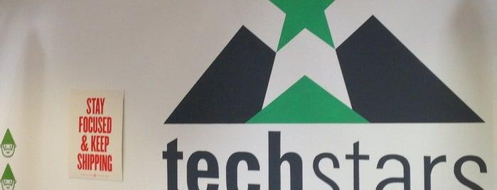 Techstars London is one of Tech Trail: London.