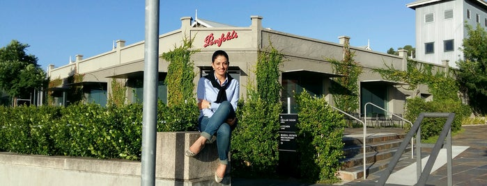 Penfolds Winery is one of Adelaide.