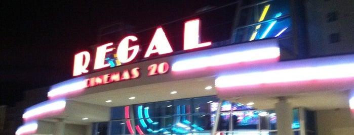 Regal Cinemas Fairfield Commons 20 & RPX is one of Guide to Beavercreek's best spots.