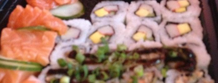 Oficina do Sushi is one of Guia Rio Sushi by Hamond.