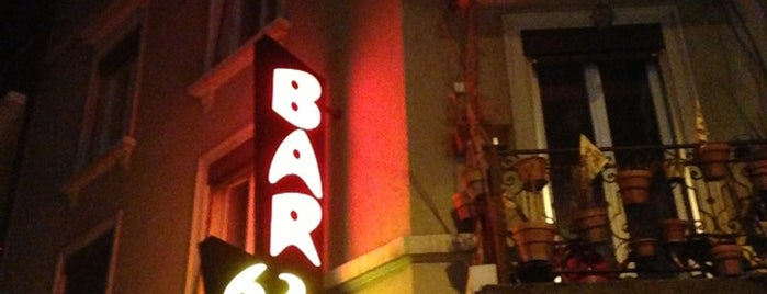 Bar 63 is one of todo.zurich.