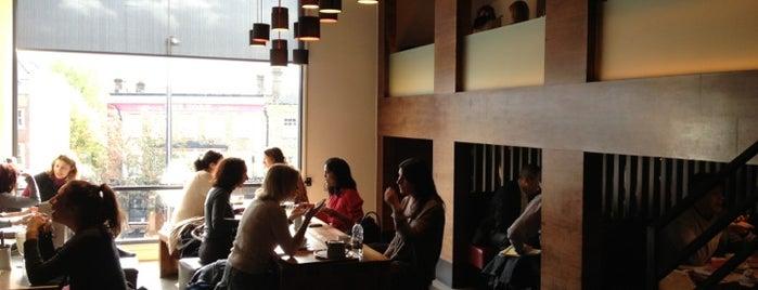 Tinderbox Espresso Bar is one of London.
