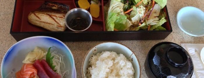Nobu's Japanese Restaurant is one of The best things we ate in 2012.