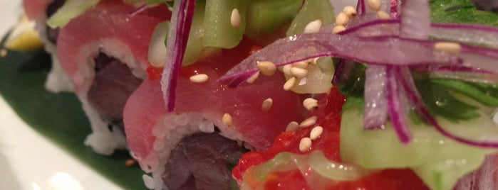 East Moon Asian Bistro & Sushi is one of Favorite Restaurants in Lone Tree, CO.