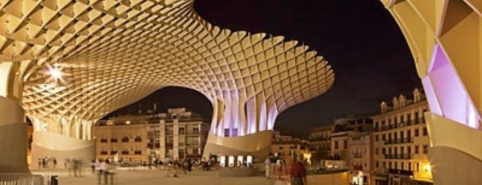 La Encarnación Square is one of Must-visit Great Outdoors in Sevilla.