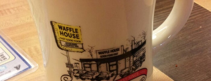 Waffle House is one of Guide to Mansfield's best spots.