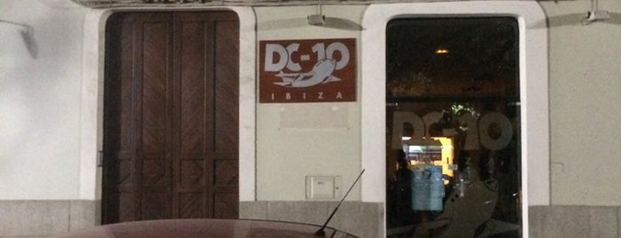 DC 10 Ibiza Official Shop is one of Ibiza.